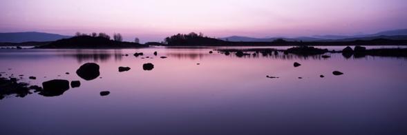 Western lake
