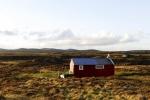 Peat cutting hut, Isle ofLewis