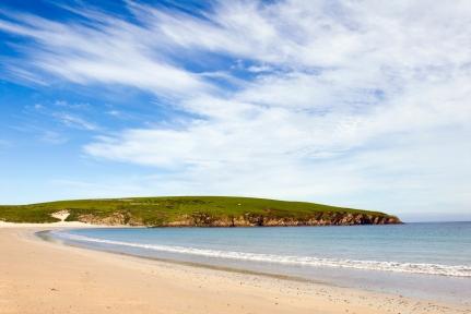 St Ninian's Isle, Shetland Islands, Scotland
