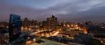 Digital Panoramic Nightime lights Lower East Side, NewYork