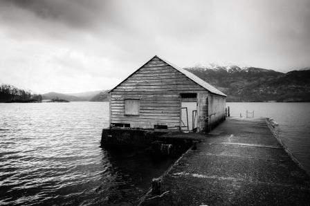 Boathouse. Fuji X-pro 1 with 18mm @f5.6